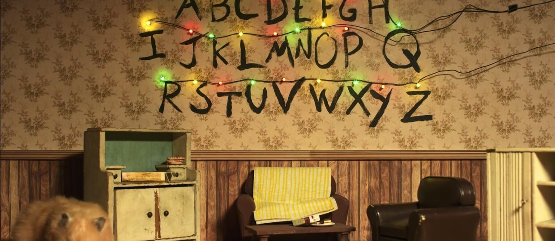 """A gdyby chomiki zagrały w """"Stranger Things""""?"""