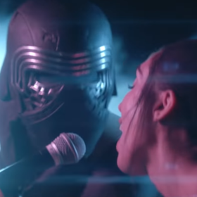 A Star Wars Is Born – Shallow Parody