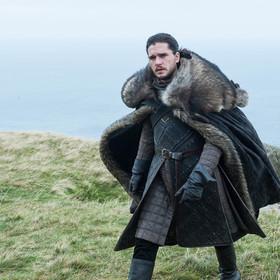 Jon Snow buty gra o tron