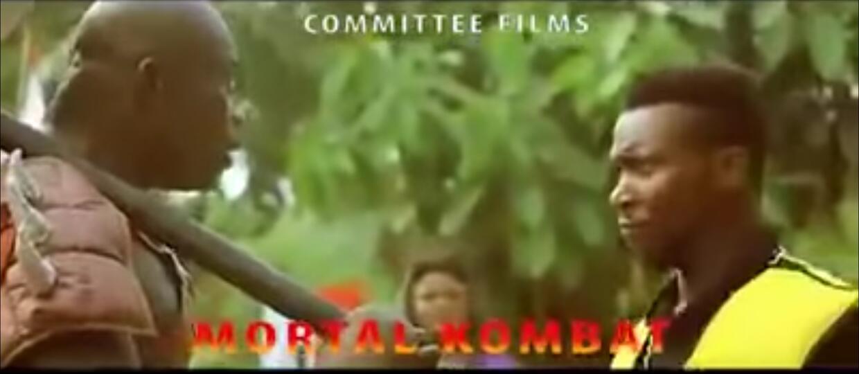 """Afrykański Scorpion i Shao Kahn w trailerze """"Mortal Kombat"""" z Ghany"""
