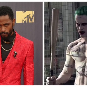 Lakeith Stanfield, Jared Leto jako Joker
