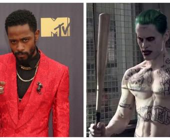 Lakeith Stanfield, Jared Leto jako Joker