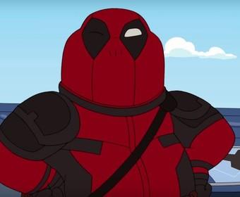"""""""Analna"""" parodia """"Deadpoola"""" w wykonaniu Petera Griffina z """"Family Guy"""""""