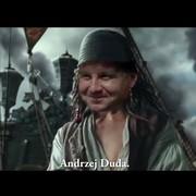 """Andrzej Duda i zemsta Bronisława, czyli parodia """"Piratów z Karaibów"""""""