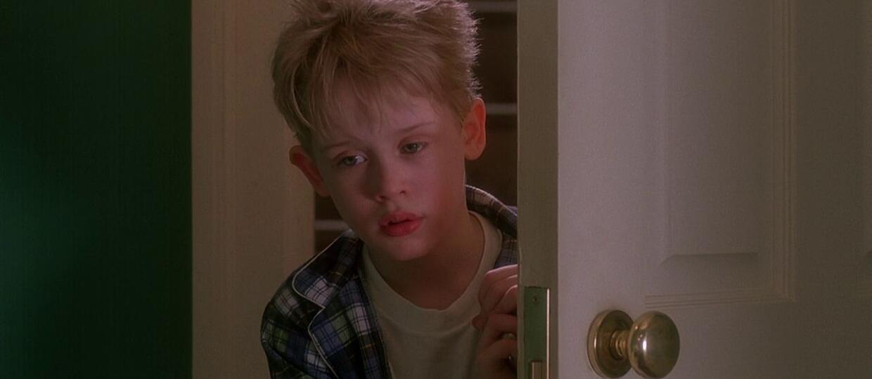 Macaulay Culkin (Kevin sam w domu)