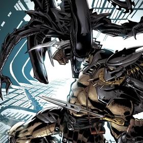 Artysta zmienił słynne horrory w okładki komiksów