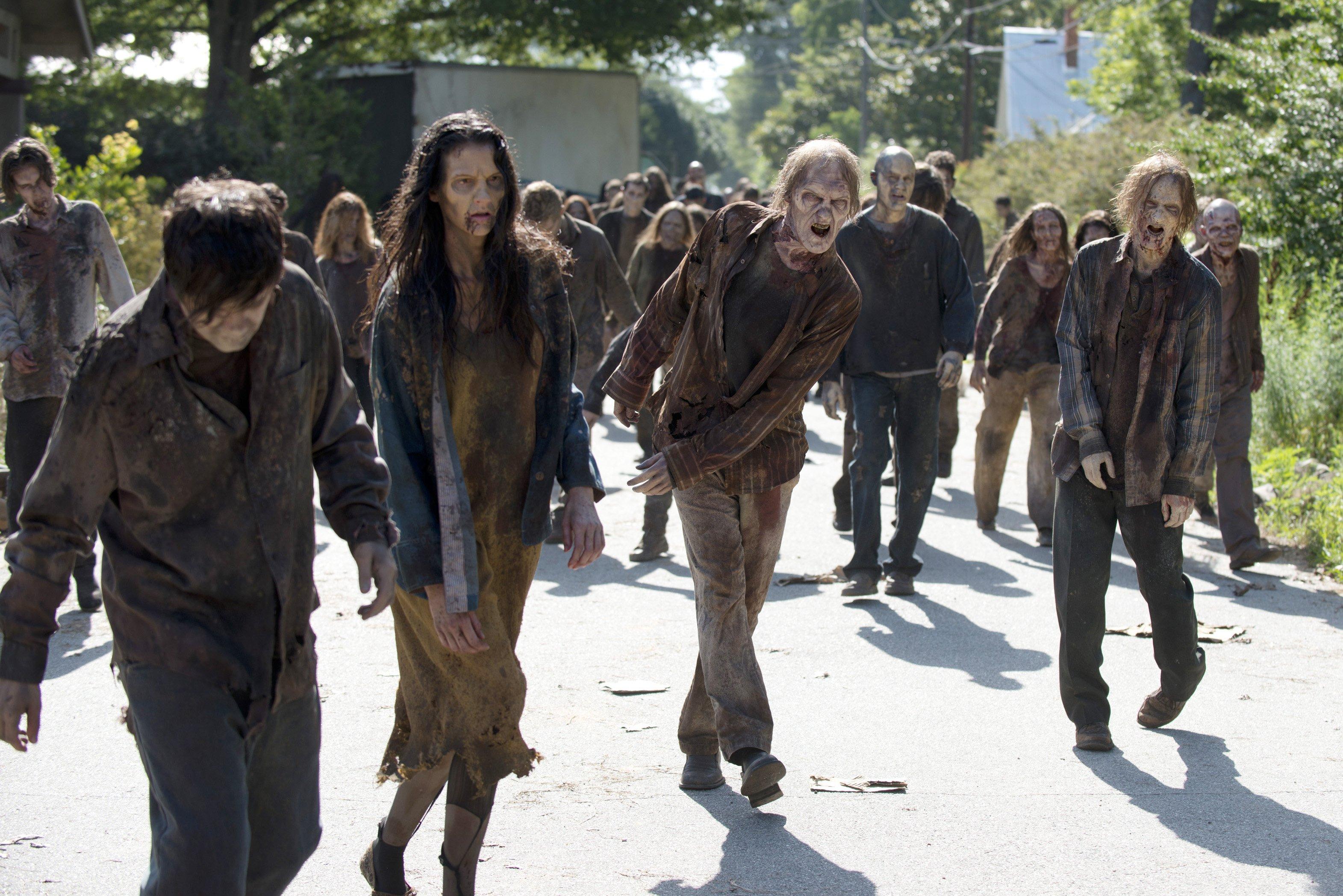 Atak W Nowej Zelandii Film Gallery: Zombie Apokalipsa W Lake Worth Na Florydzie