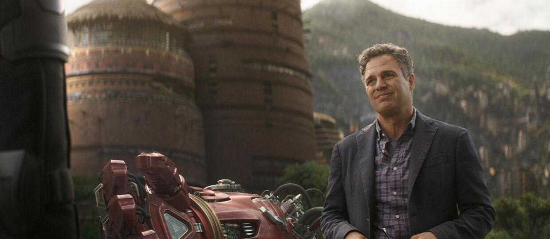 Avengers Mark Ruffalo