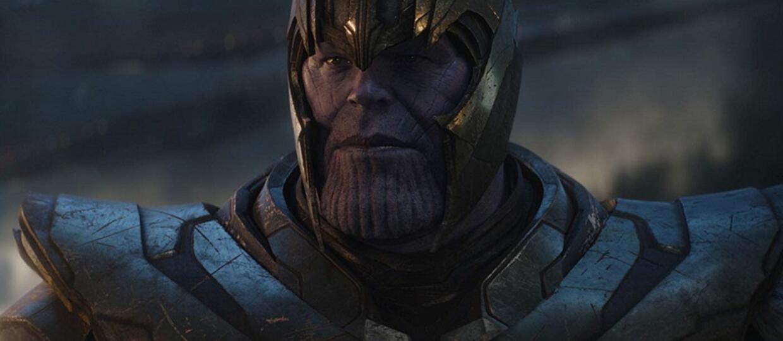 Thanos w Avengers: Endgame
