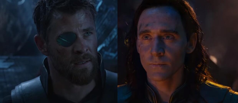 Thor i Loki
