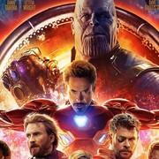 Avengers: Infinty War - plakat