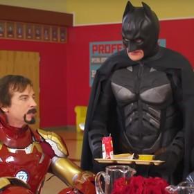 Batman chce dołączyć do uniwersum Marvela w nowej parodii przygotowanej przez Conana O'Briena