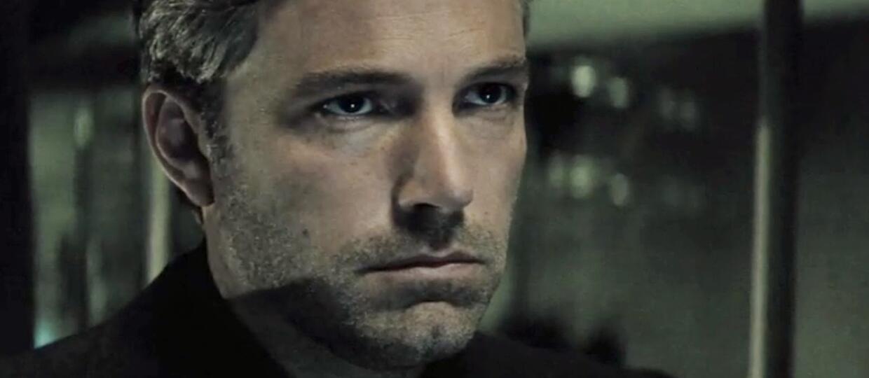 """Ben Affleck """"imituje"""" głos byłego Batmana"""