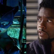 Catwoman i Black Panther