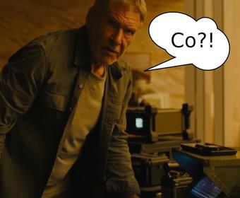 """Reżyser """"Blade Runnera 2049"""" chciał zataić udział Harrisona Forda w filmie"""
