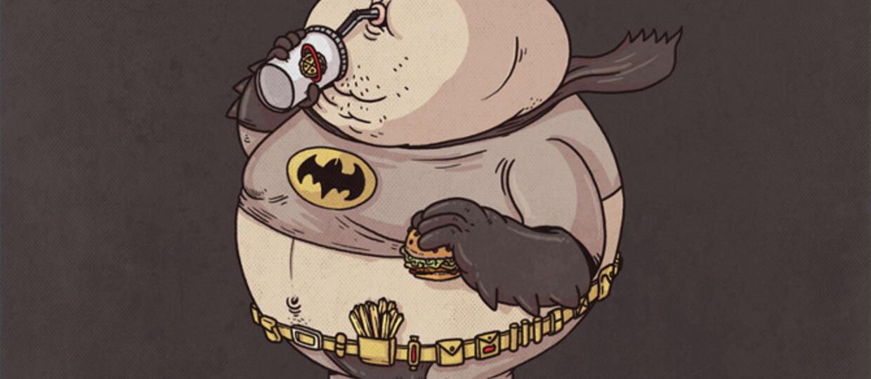 Bohaterowie filmowi z nadwagą