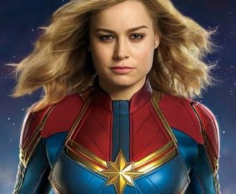 Brie Larson (Kapitan Marvel)