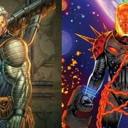 Cable dołączy do Strażników Galaktyki w komiksach o kosmicznym Ghost Riderze