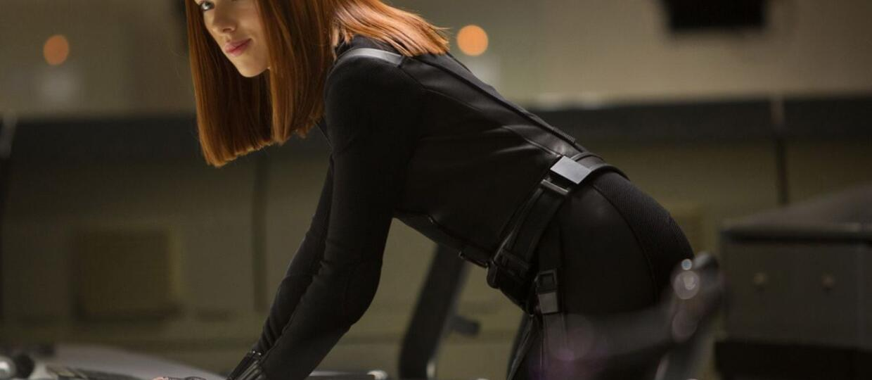 Scarlett Johansson/ Black Widow