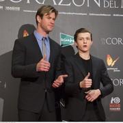 Tom Holland i Chris Hemsworth