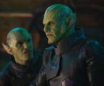 kadr z filmu Kapitan Marvel