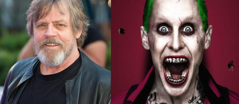 """Co Mark Hamill sądzi o roli Jareda Leto w """"Legionie samobójców""""?"""