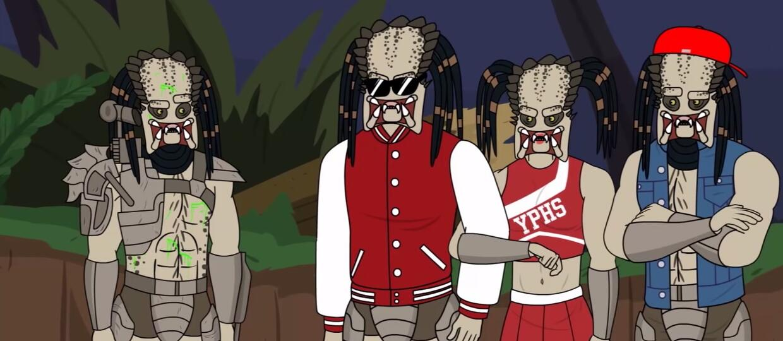 """Co wydarzyło się po napisach """"Predatora""""?"""