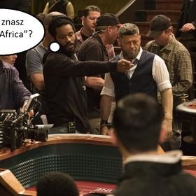 """Czego słucha Ulysses Klaue z """"Black Panther""""? Andy Serkis opowiada o muzycznym guście złoczyńcy"""