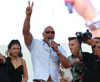"""Czemu Dwayne """"The Rock"""" Johnson nie chce kandydować na prezydenta USA?"""
