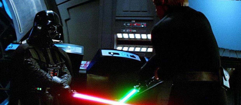 Czerwone miecze świetlne są najsłabsze? Tak wykazały badania naukowe