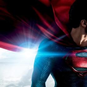 Henry Cavill jako Superman w Man of Steel