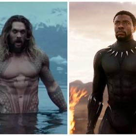 Aquaman i Black Panther