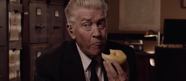 David Lynch w Twin Peaks