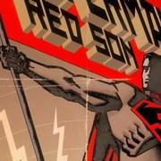 Czy historia o Supermanie komuniście będzie następną animacją DC?