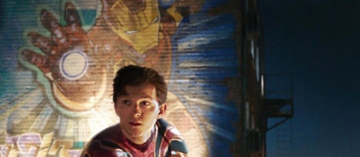 Tom Holland (Spider-Man: Far From Home)
