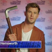 Thor w programie The Late Show with Stephen Colbert