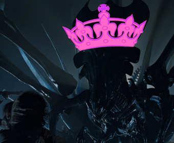 """Czy królowa ksenomorfów zostanie nową księżniczką Disneya? Jaką przyszłość czeka seria """"Obcy""""?"""