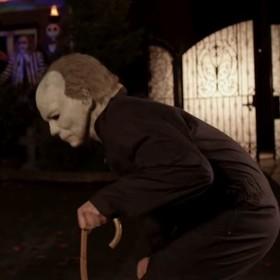 """Czy Michael Myers w nowym """"Halloween"""" będzie starym dziadem?"""