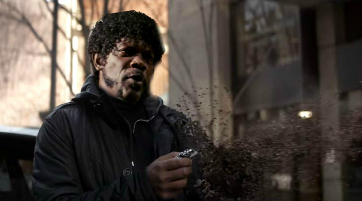 """Czy Nick Fury to tak naprawdę Jules z """"Pulp Fiction""""? Dziwaczna teoria fanów """"Avengers"""""""