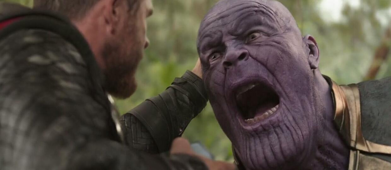 """Czy Thor był winny zwycięstwa Thanosa w """"Avengers: Infinity War""""?"""