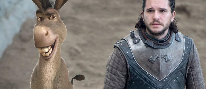 """Czy wiesz, że: """"Gra o tron"""" ukradła scenę ze """"Shreka"""""""