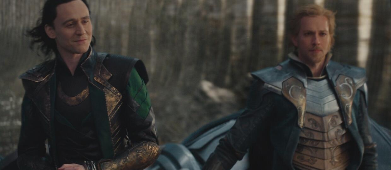 Zachary Levi w Thor: Mroczny świat