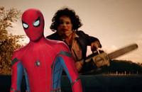 Teksańska masakra piła mechaniczną i Spider-Man: Far From Home