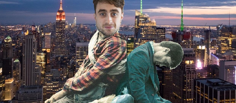 Daniel Radcliffe i jego zwłoki w Nowym Jorku