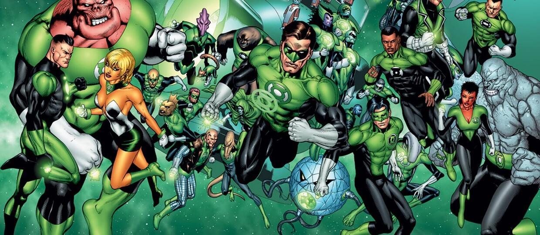 "DC anulowało serię komiksów ""Hal Jordan and the Green Lantern Corps"""