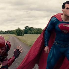 Flash kontra Superman