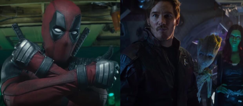 Deadpool i Strażnicy Galaktyki