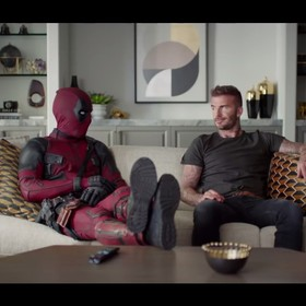 Deadpool i David Beckham