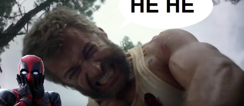 """Deadpool w szczerym zwiastunie """"Logana"""""""