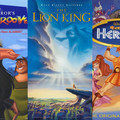 Najlepsze bajki Disneya